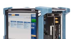 Módulo de testeo para fibra óptica de 400G