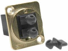 Protectores de polvo para conectores con formato XLR