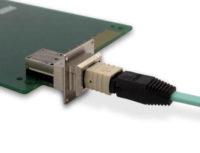 Transceptor óptico con interfaz MPO