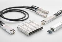 Conectores y ensamblajes de cables OSFP