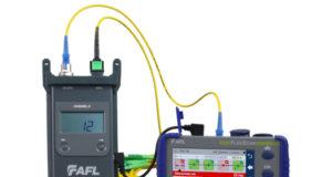 OTDR con verificación en segundos de red de fibra