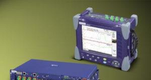 Medición de temperatura y estrés en redes ópticas