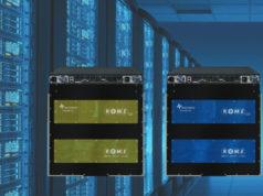 Switches para fibra MPO robotizados