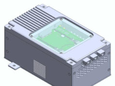 Generador y switch óptico de 24 carriles