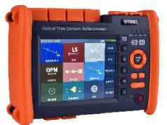 OTDR con medidor de potencia y fuente de luz