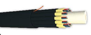 Cable de fibra óptica para interiores y exteriores