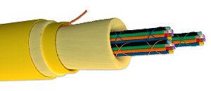 Cables de fibra óptica rugerizados