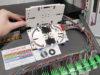 Cajas de empalme para hasta 48 fibras ópticas