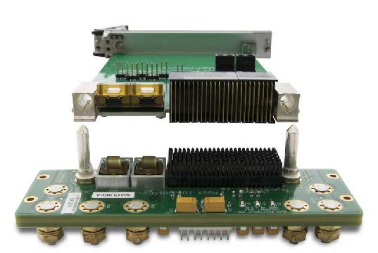 Transceptor rugerizado para interconexión óptica