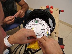 Cursos en Sevilla para instaladores de fibra óptica