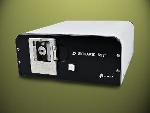 Microscopio para validación de conectores