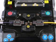 Fusionadoras de fibras ópticas