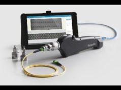 Microscopio para conectores ópticos