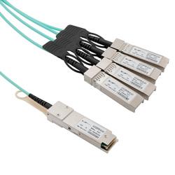 Cables ópticos activos de alta velocidad