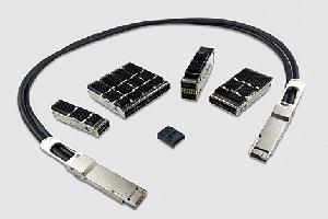 Ensamblajes de cables QSFP-DD para centros de datos