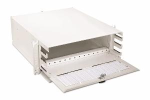 Módulo de panel para administración de fibra