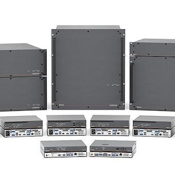 Extensores y conmutadores de fibra óptica