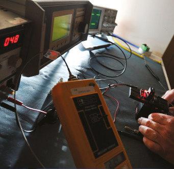 Transmisor de fibra óptica de 850 nm
