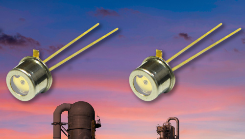 Emisor de infrarrojo para fibra óptica