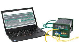 Analizador PIM para fibra óptica