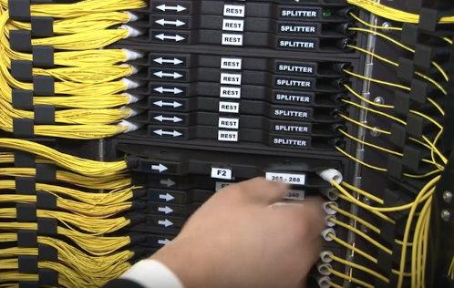 Plataforma para gestión inteligente de fibra óptica