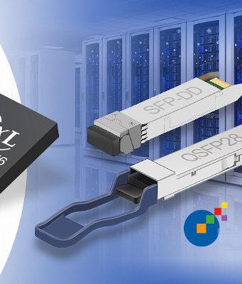 DSP PAM4 para la fabricación de módulos ópticos