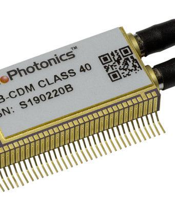 Driver modulador coherente de gran ancho de banda
