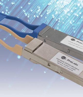 Transceptor óptico de alta densidad para redes 5G