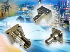 Transmisor de fibra óptica SMA infrarrojo