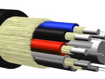 Cables breakout compactos para interior y exterior