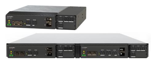 Unidades ópticas activas para sistemas de línea abierta