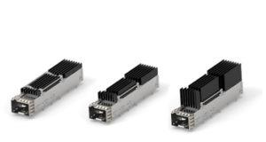 Interconexiones E/S SFP-DD para redes de alta densidad