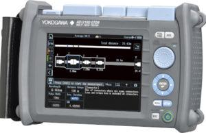 OTDR con cuatro longitudes de onda