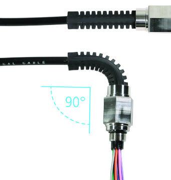 Ensamblajes de cables con nodo flexible