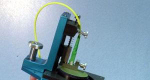 Pulidora portátil para conectores UPC/APC