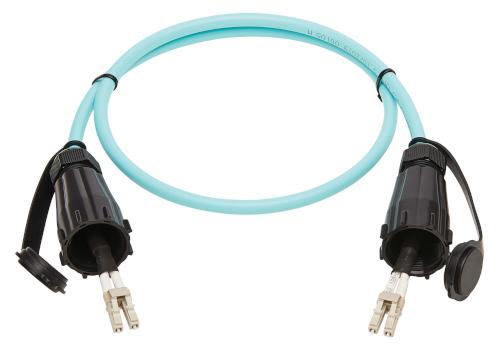 Cables de red IP68 resistentes al polvo y la humedad