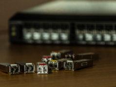 Transceptores DWDM Fibre Channel