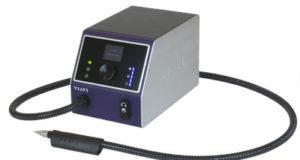 CleanBlastPRO Sistema para limpieza de terminaciones de fibra óptica