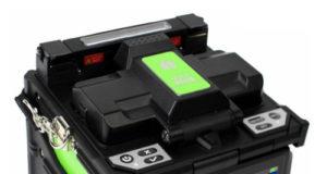Fusionadora MAX-100 con nueva interfaz de fácil uso