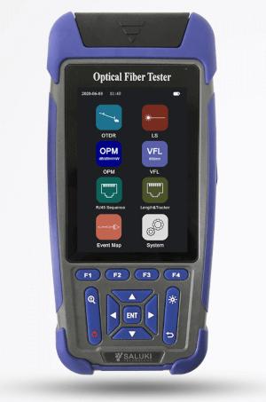 S2103 Mini-pro OTDR para RJ y fibras ópticas