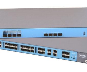 OLT compacto de ocho puertos con tecnología XGS-PON