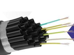Fibra óptica de ultrabaja pérdida de 0.14 dB/km