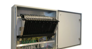 ODE-B3U Armarios para fibra óptica en exteriores
