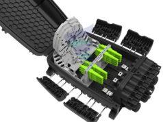 PROBOX68-16A Caja de distribución de fibra