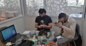 Talleres prácticos personalizados de fibra óptica