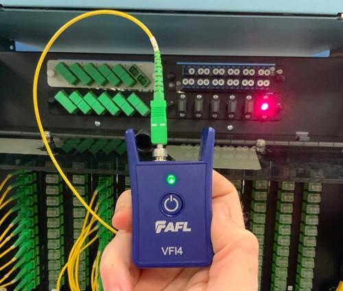 VFI4 Localizador visual de fallos de largo alcance