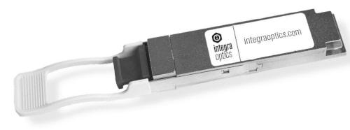 Transceptores de fibra óptica 100G QSFP28 ZR4