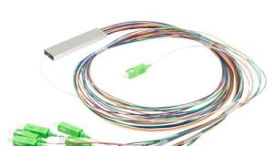Divisores/combinadores de fibra óptica pasivos