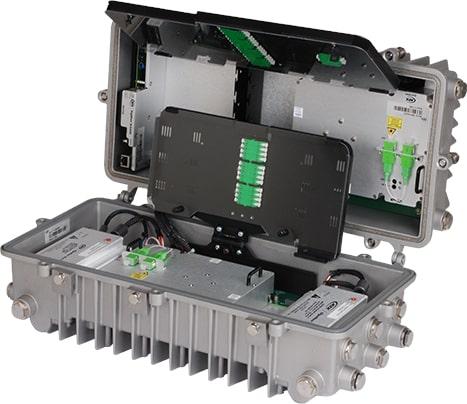 Amplificador digital óptico GigaWave DLA-HUB