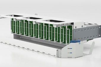 SYLFA HD sistema de gestión de fibra de acceso frontal